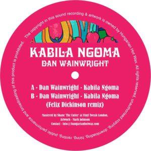 """Dan Wainwright/KABILA NGOMA 12"""""""