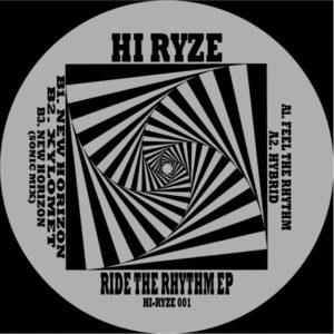 """Hi Ryze/RIDE THE RHYTHM EP 12"""""""