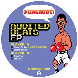 """Audit/AUDITED BEATS EP (PUNCHOUT #4) 12"""""""