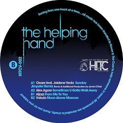 Various/THE HELPHING HAND 12""