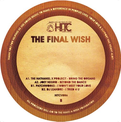 "Various/THE FINAL WISH 12"""