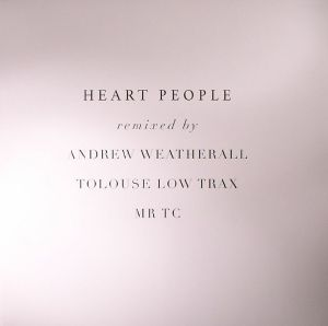 Heart People/HOMECOMING REMIXES 12""