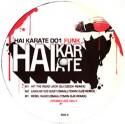 """Various/HAI KARATE ALLSTARS #1-FUNK 12"""""""