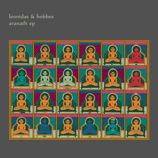 "Leonidas & Hobbes/ARANATH EP 12"""