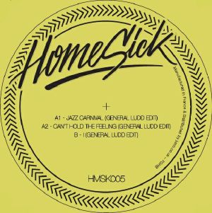 General Ludd/HOMESICK #5 12""