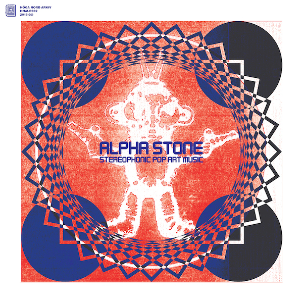 Alpha Stone/STEREOPHONIC POP ART... DLP