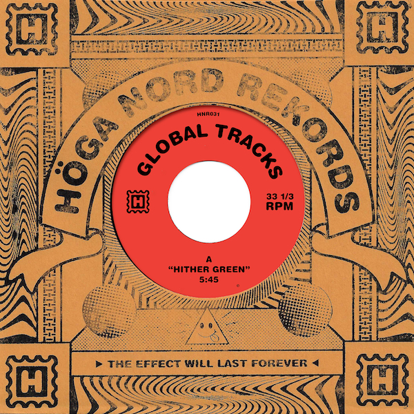 Global Tracks/HITHER GREEN 7""