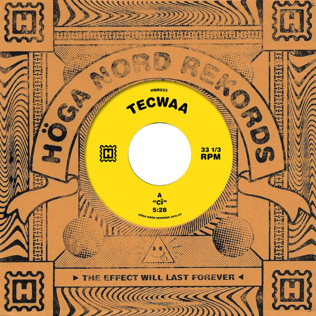 """Tecwaa/CI 7"""""""