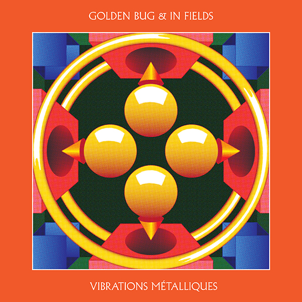 Golden Bug & In Fields/VIBRATIONS... LP