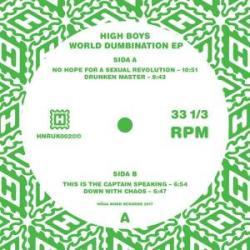 "High Boys/WORLD NUMBINATION EP 12"""