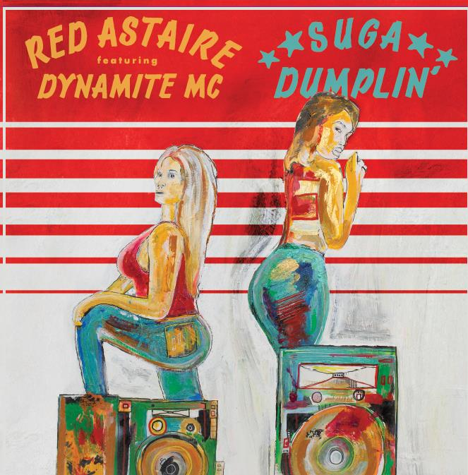Red Astaire/SUGA DUMPLING 12""