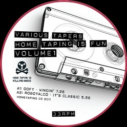 Various/HOMETAPING IS FUN SAMPLER 1 12""