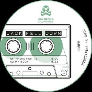 Jack Fell Down/THERE FOR ME 12""