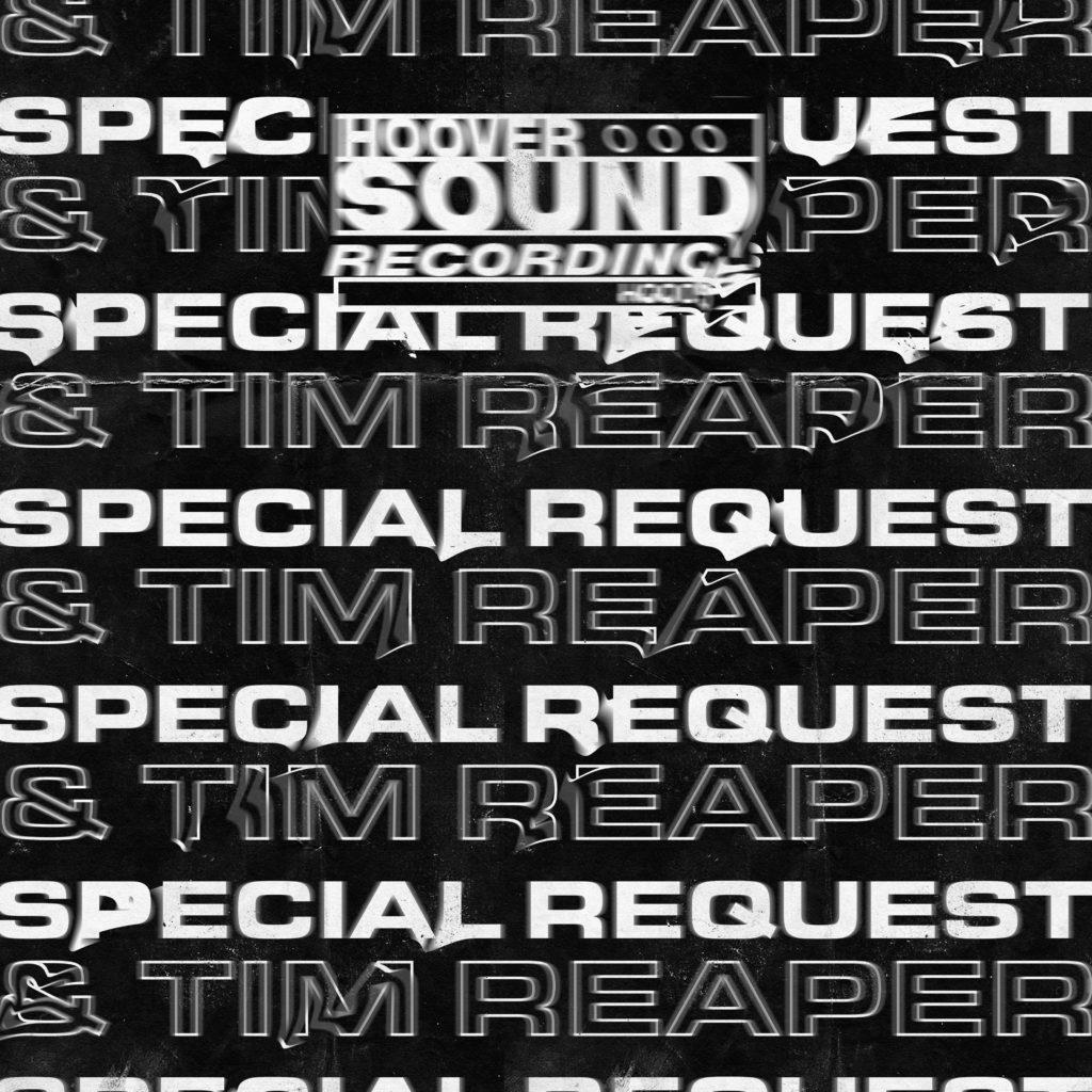 "Special Request & Tim Reaper/HOO05 12"""