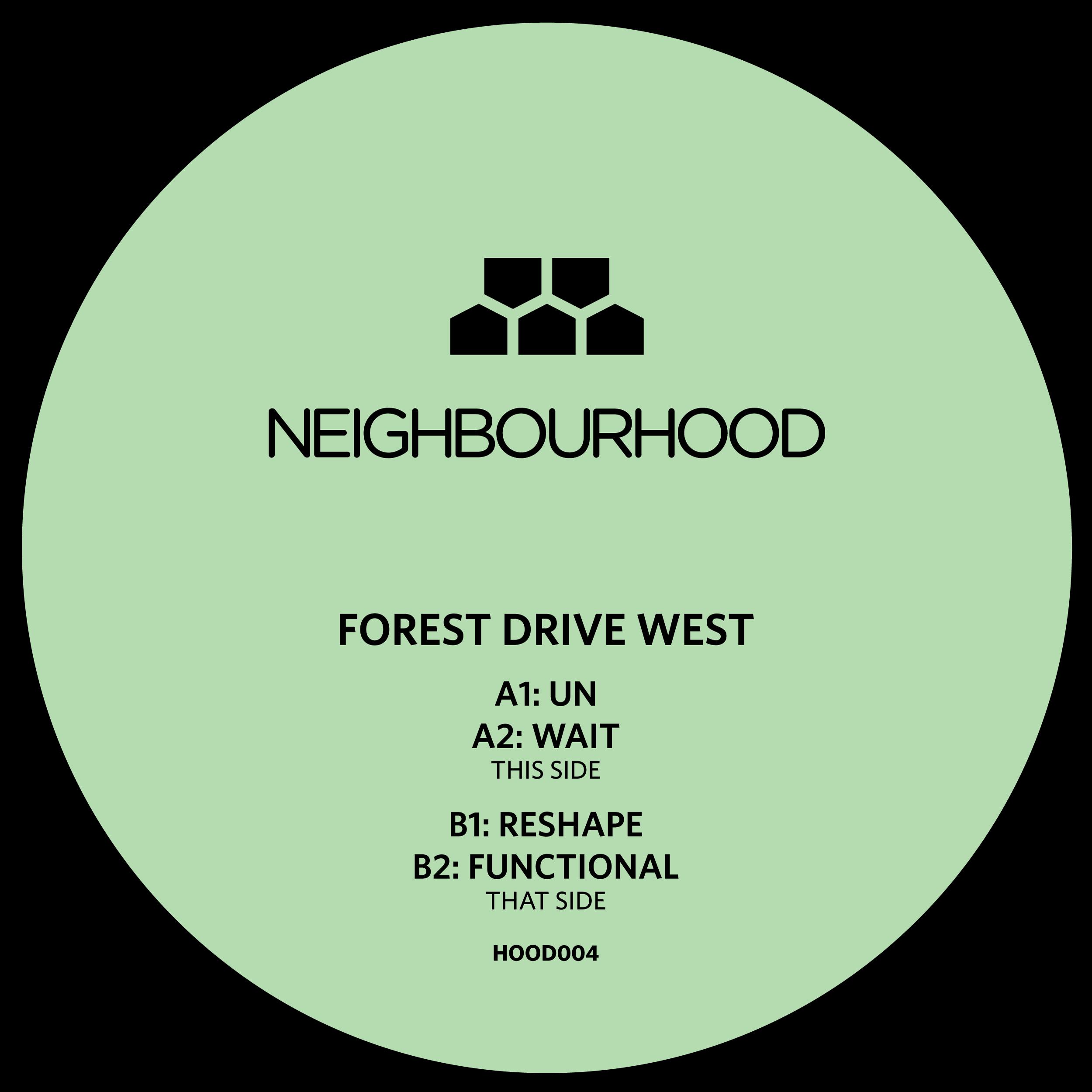 """Forest Drive West/UN 12"""""""