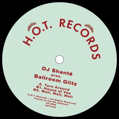 """DJ Shante/BALLROOM GLITZ 12"""""""
