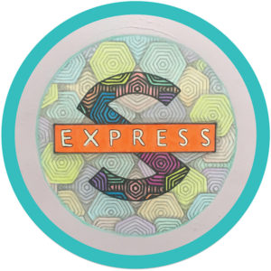 "S-Express/THEME..(TUFF CITY KIDS RX) 12"""