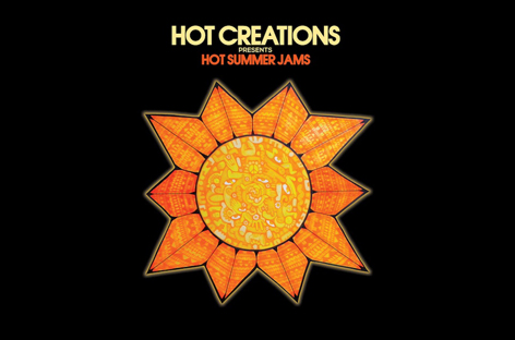 Various/HOT SUMMER JAMS CD