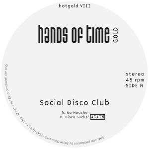 Social Disco Club/NA MOUCHE 12""