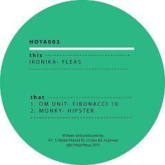 """Ikonika & Om Unit/HOYA VOLUME 3  12"""""""