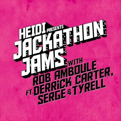 "Various/HEIDI PRES JACKATHON JAMS 5 12"""