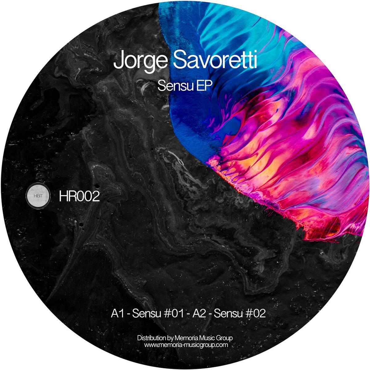 """Jorge Savoretti/SENSU EP 12"""""""