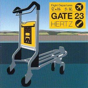 Hertz/GATE 23 CD