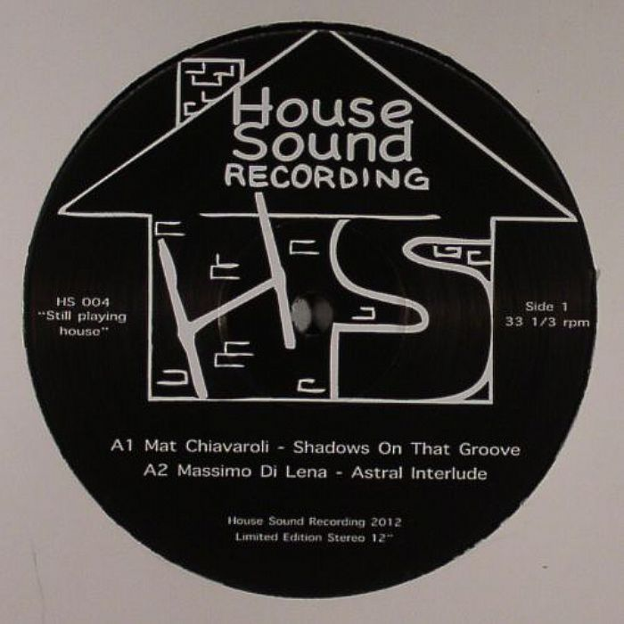 Various/HOUSE SOUND 4 12""