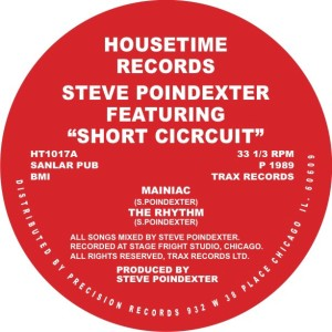 Steve Poindexter/SHORT CIRCUIT 12""