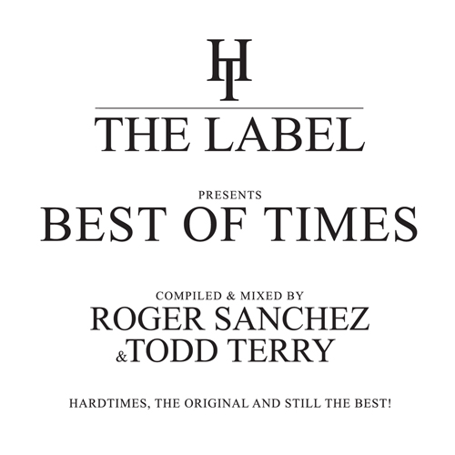 Roger Sanchez & Todd Terry/BEST... DCD