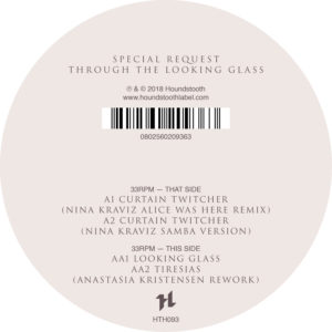 Special Request/LOOKING GLASS EP 12""