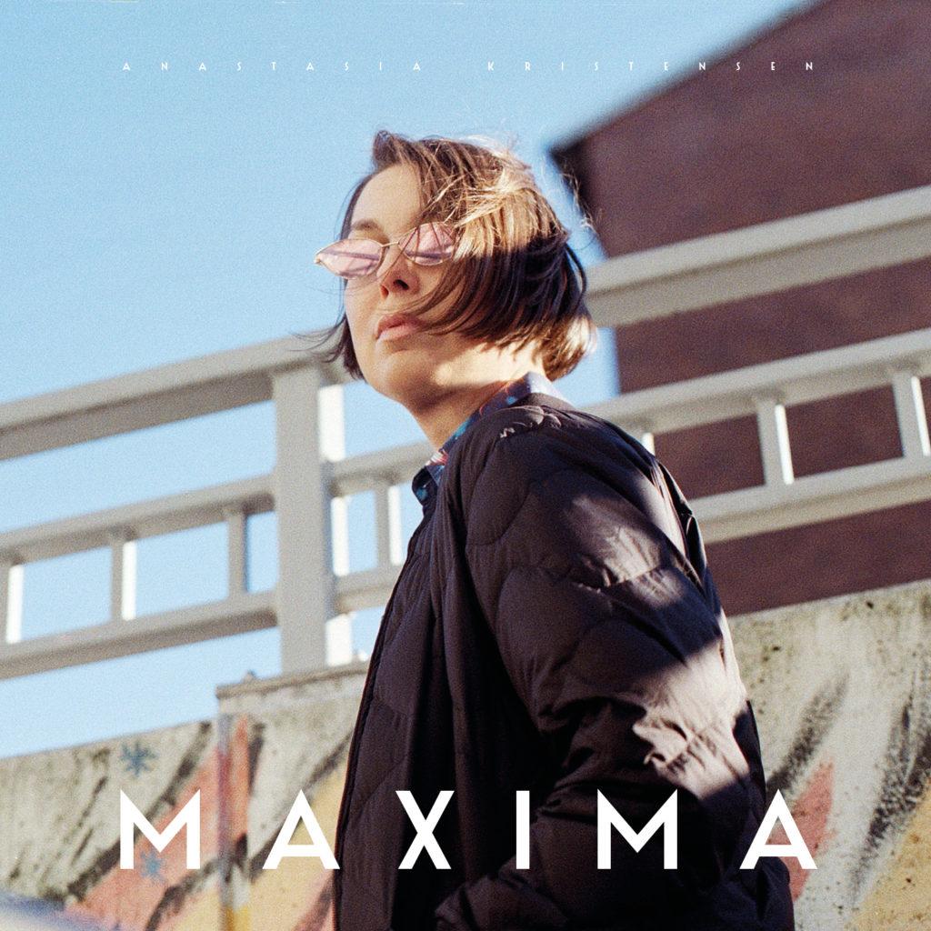 """Anastasia Kristensen/MAXIMA 12"""""""