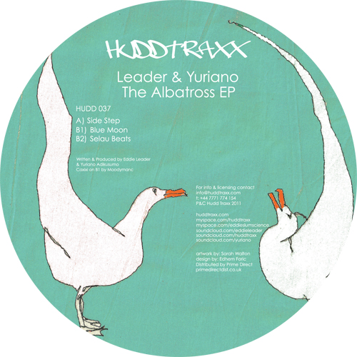Leader & Yuriano/THE ALBATROSS EP 12""