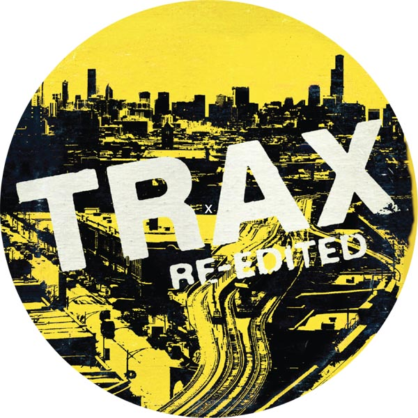 Various/TRAX 25 VS DJ HISTORY VOL 4 12""