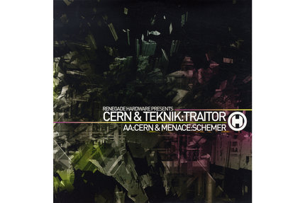 "Cern & Teknik/TRAITOR 12"""