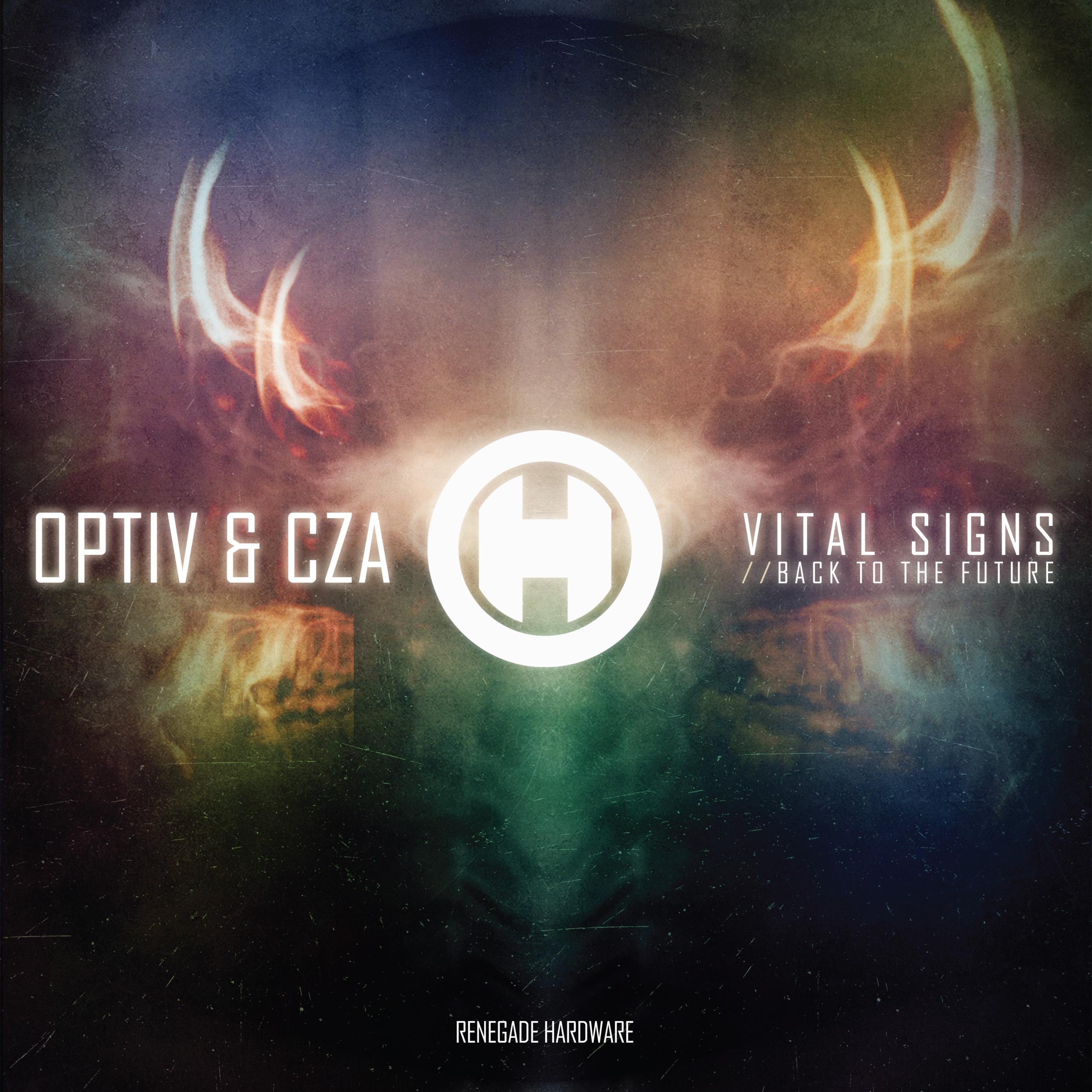 "Optiv & Cza/VITAL SIGNS 12"""