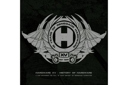Various/HARDWARE XV: 15 YEARS PT 1  3LP