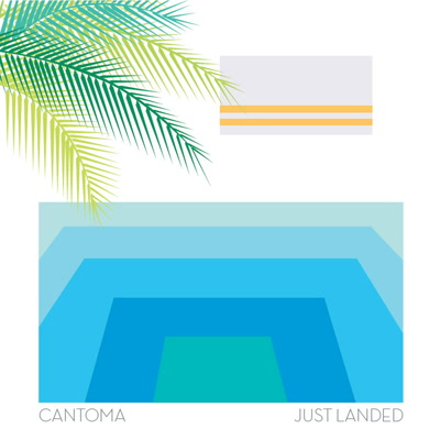 Cantoma/JUST LANDED CD