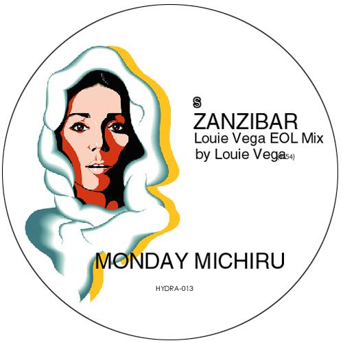 """Monday Michiru/ZANZIBAR REMIXES 12"""""""