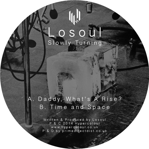 Losoul/SLOWLY TURNING 12""