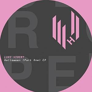 "Luke Vibert/HALLOWEEN (PART ONE) EP 12"""