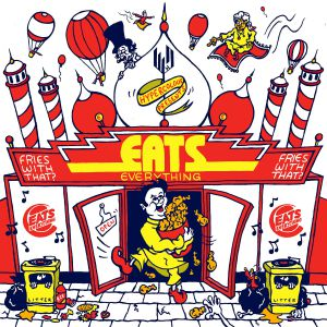 Eats Everything/FRIED WITH THAT? MIX DCD