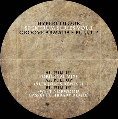 Groove Armada/PULL UP 12""