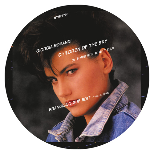 Giorgia Morandi/CHILDREN OF THE SKY 12""