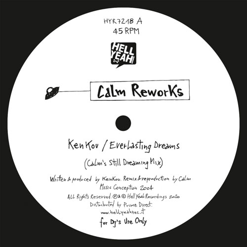 Calm/REWORKS 12""