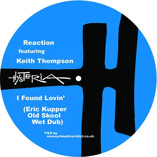 """Reaction/I FOUND LOVIN (E KUPPER RX) 12"""""""
