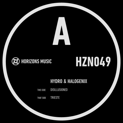 Hydro & Halogenix/DISILLUSIONED 12""
