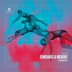 "Sunchase & Nick Bee/CARDBOARD EP D12"""
