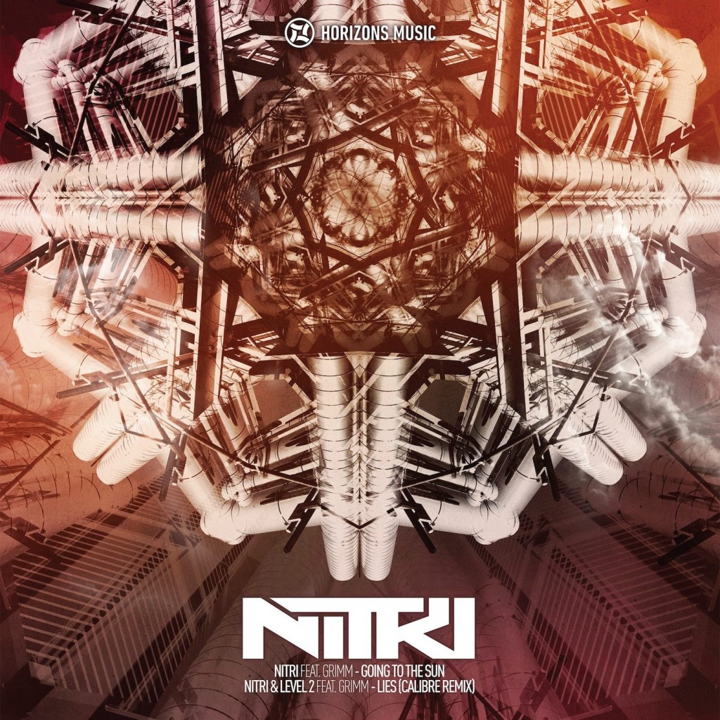 "Nitri/LIES (CALIBRE REMIX) 12"""