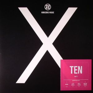 Various/HORIZONS MUSIC TEN LP PT. 2 D12""
